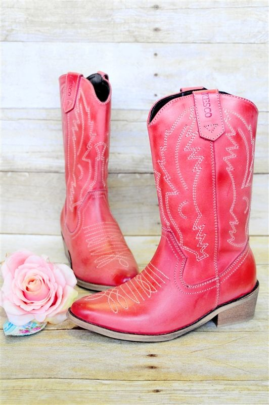 howtocute.com kids pink cowgirl boots (24) #cowgirlboots