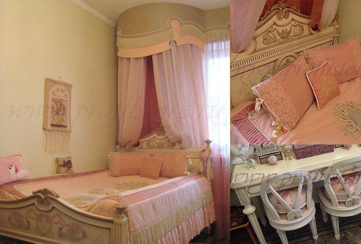 Комплексный дизайн детской комнаты | Шторы для детской комнаты