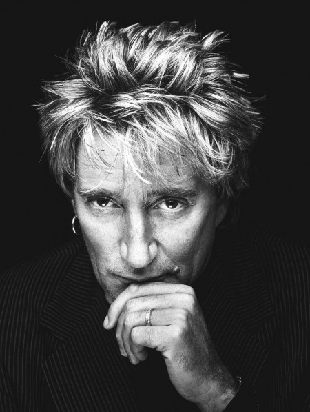 Rod Stewart. Had one of the best voices in rock and pop.