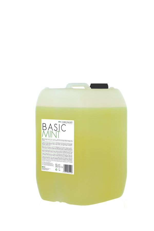 Basic Mint Shampoo (Champú refrescante y tonificante)