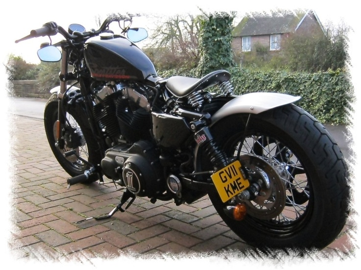 Harley Sportster Bobber › Harley Sportster Bobber Shaw News Details