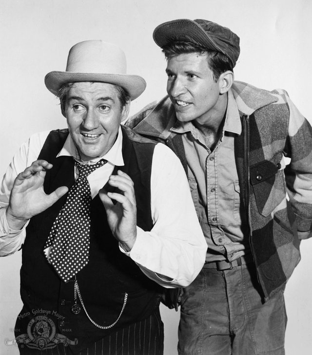 Mr Haney and Eb in Green Acres I liked Ralph and Ralph the carpenters