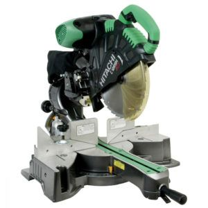Hitachi Miter Saw Fence Extension