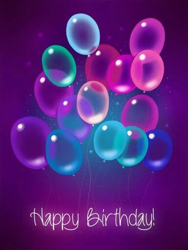 Became a MOST POPULAR RE-PIN in 2 weeks: Happy Birthday, FACEBOOK~ An elegant photo of colorful balloons in jewel tone colors on a rich purple background. #DdO:) - https://www.pinterest.com/DianaDeeOsborne/happy-birthday-facebook/ - Photo pinned via whiteng's #Pinterest board is nice for sharing with friends on Facebook, Instagram, or other social media or by e-mail.
