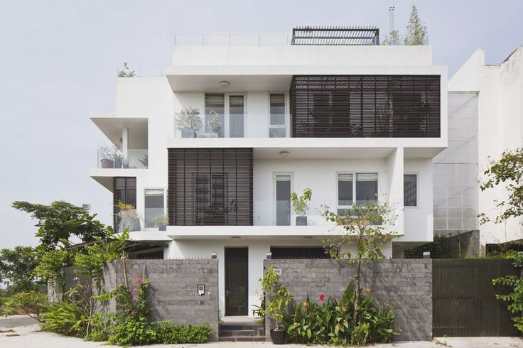 Modern Compound Wall Designs Residential Architecture Houses