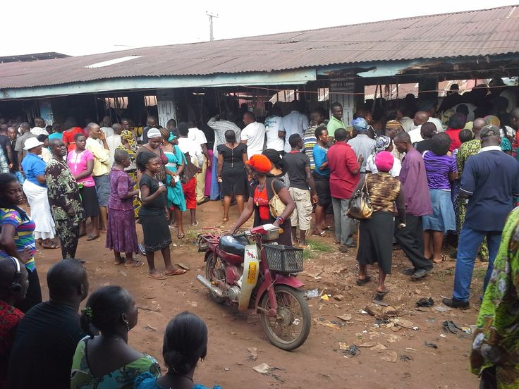 CROPCASH: Anxiety In Anambra As State Goes To Poll