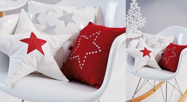 tuto coussin + gabarit étoile