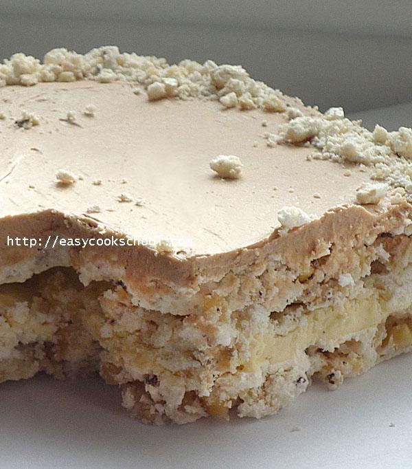 Тот самый торт «Полет» Легкий рецепт
