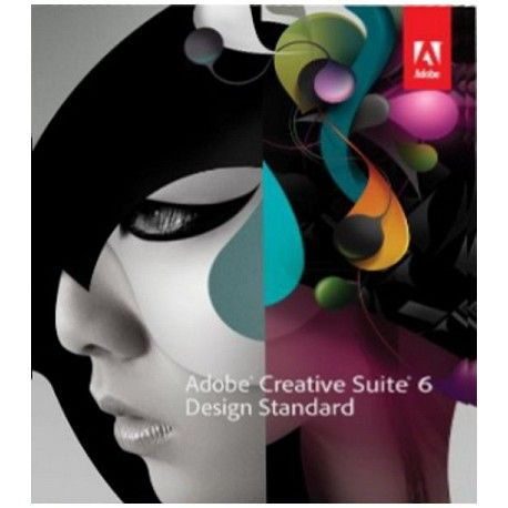 Adobe Design Standard CS6 for Windows DVD or USB Thumbdrive  Condition New  Adobe Creative Suite 6 Design Standard software combines industry-standard tools for professional print design and digital publishing. Create eye-catching images and graphics at lightning speed with innovative painting and drawing tools and dozens of creative effects in Adobe Photoshop and Illustrator.  $610.69