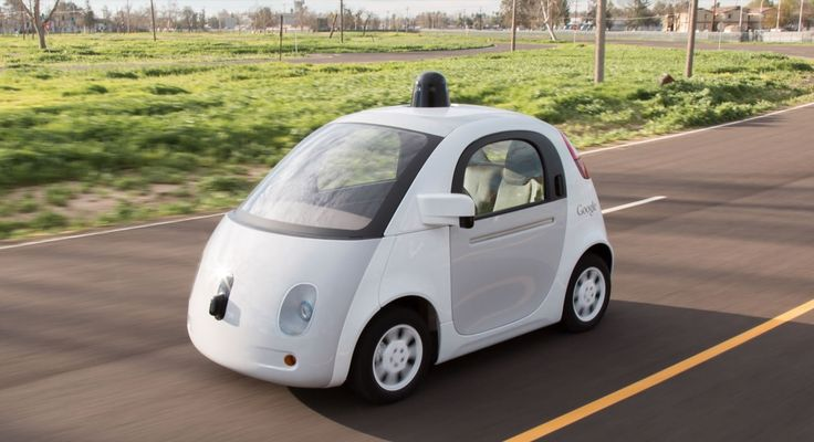 Self-Driving Cars Are Finally Doing Better With Precipitation #Android #CES2016 #Google