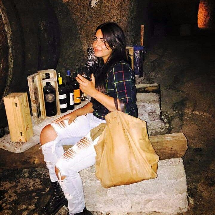 Borsa da donna è borsa di pelle Severe Gusts Italy