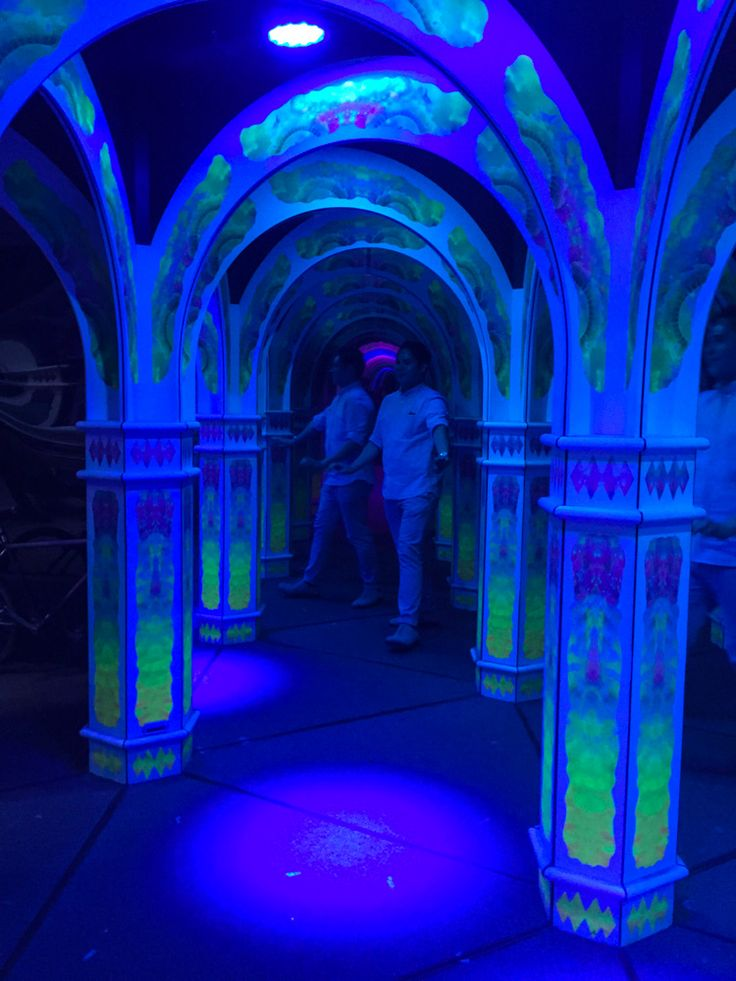 Magowan's Infinite Mirror Maze, San Francisco