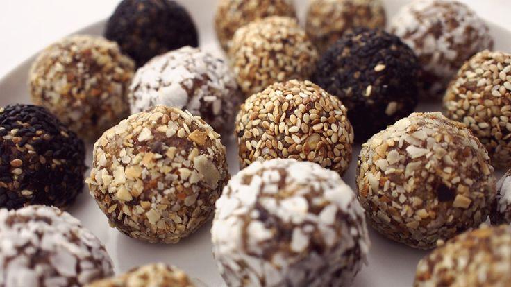raw energy balls