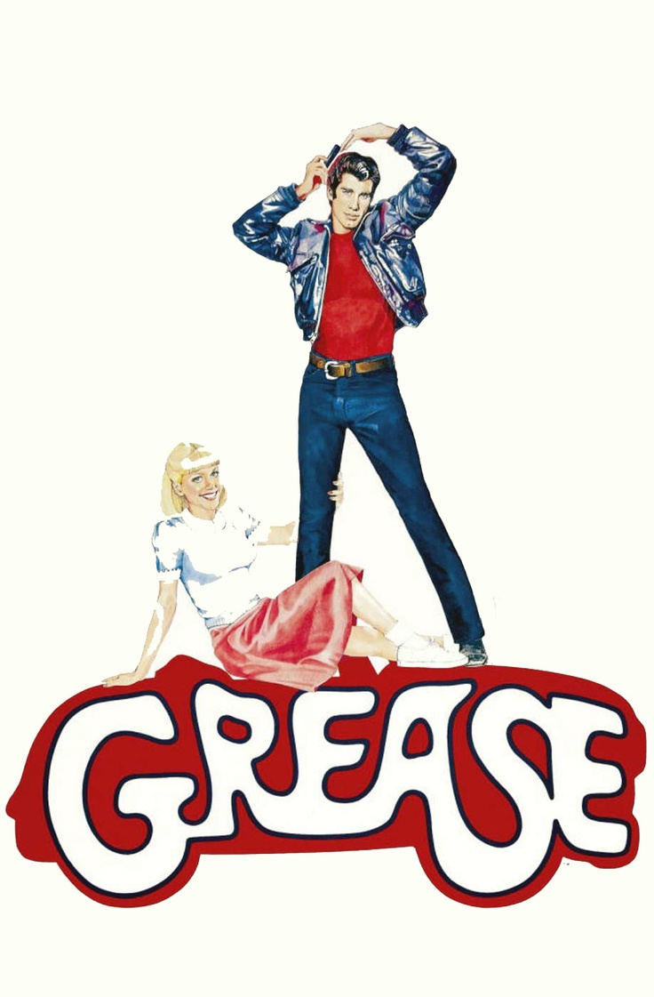 Grease - love the late 50's/ early 60's style in this film!