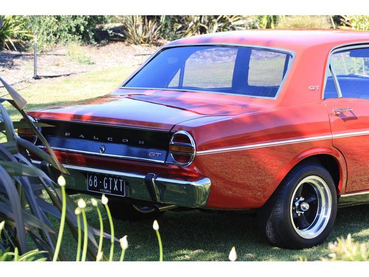 1968 XT GT