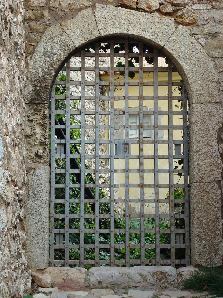 Forte de Bilche Gate   Sagres Portugal