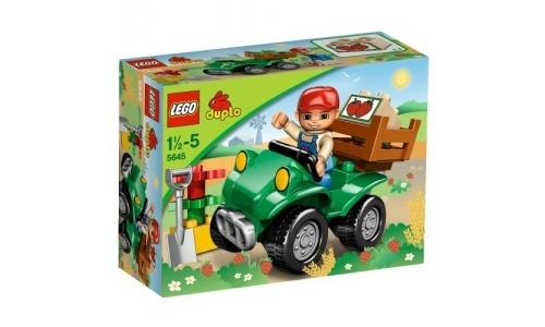 LEGO Duplo 5645 – Gelände-Quad für den Bauernhof Reviews