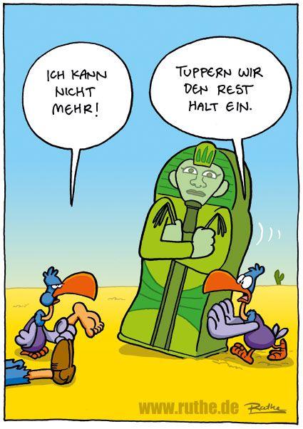 Mal sollte nichts verkommen lassen - ruthe.de