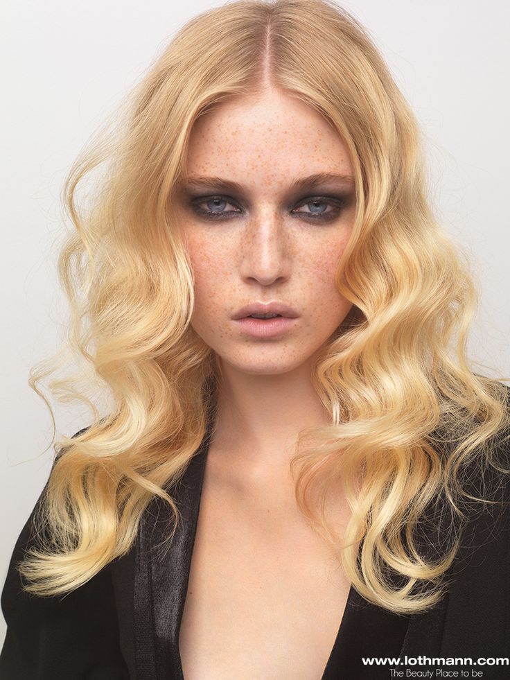 United Blond by Thierry Lothmann #lothmannglamblond  http://www.lothmann.com/collection-coiffure-automne-hiver-201415-glam-blond/