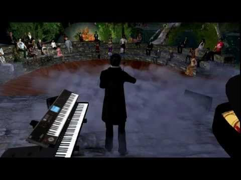 Music Island YouTube Channel, maintained by my Second Life avatar, Kate Miranda