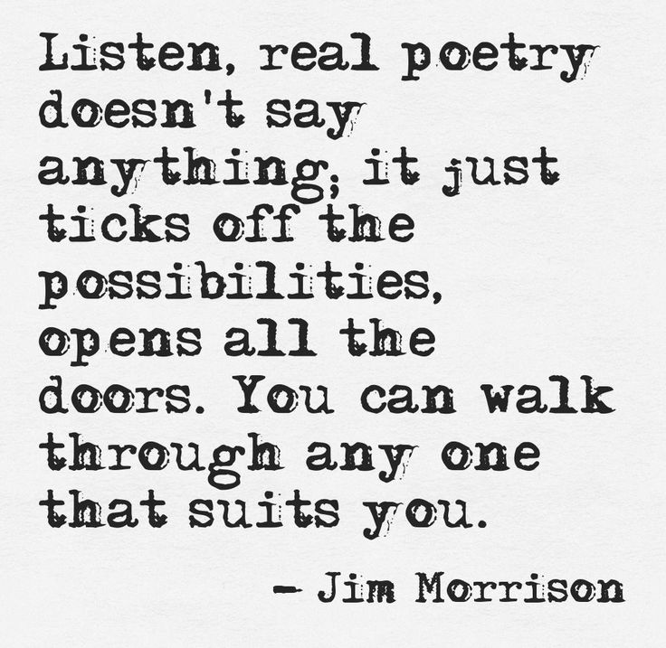 Jim Morrison #quote #wise #words