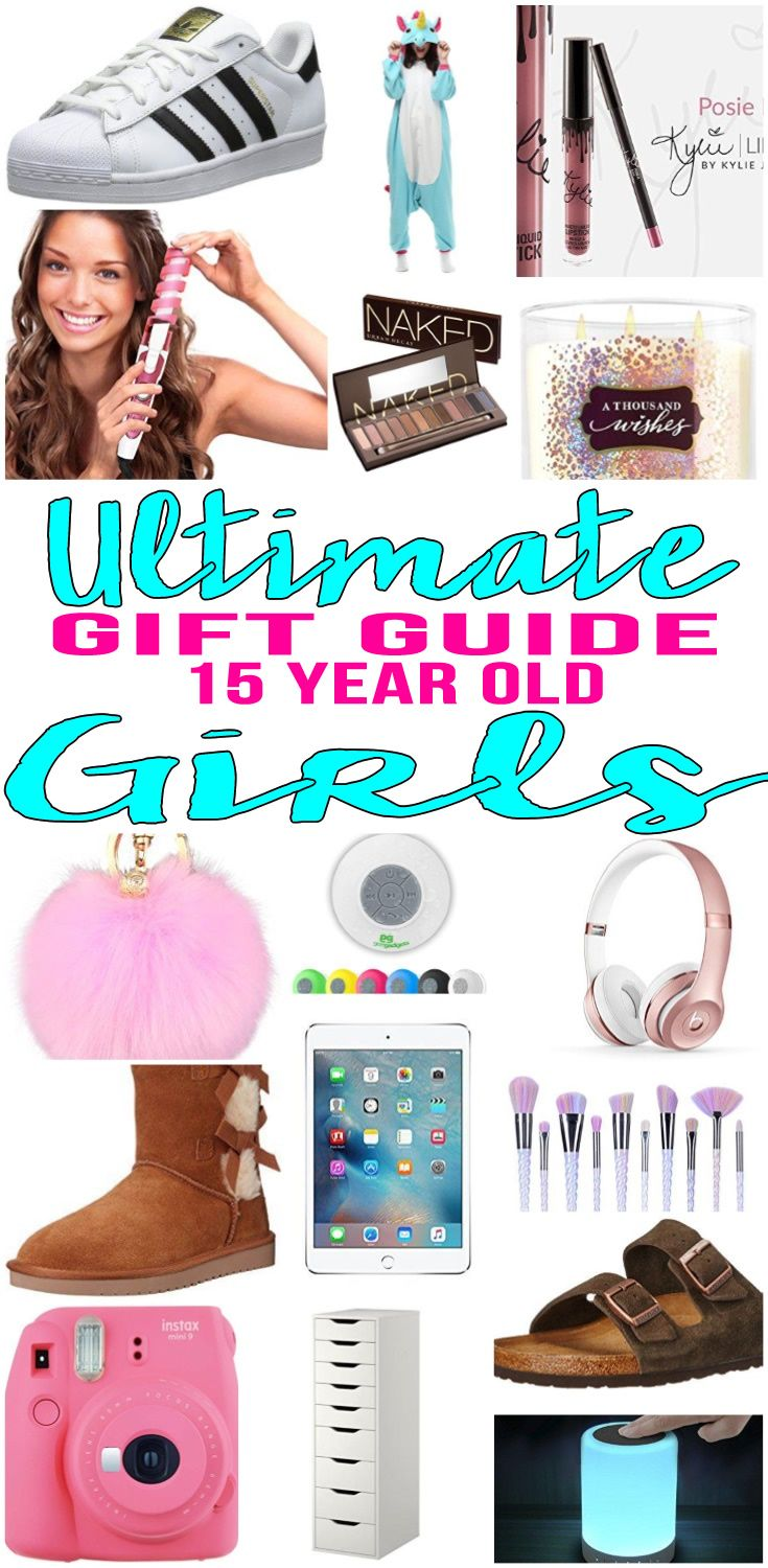 Best Gifts for 15 Year Old Girls Birthday presents for