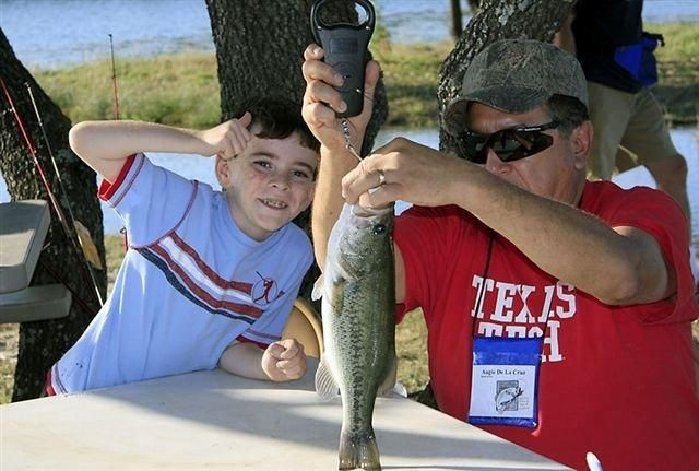 Uvalde National Fish Hatchery - Youth Fishing Derby and tours 830-278-2419