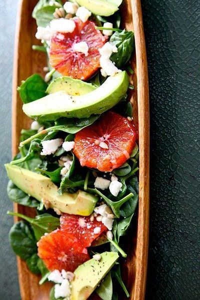 ... about F O O D - Salads on Pinterest | Salads, Kale Salads and Kale