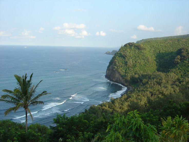 USA, Northern Point of Big Island, Hawaii