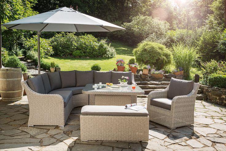 15 best mobilier de jardin images on pinterest backyard furniture decks and terraced garden. Black Bedroom Furniture Sets. Home Design Ideas