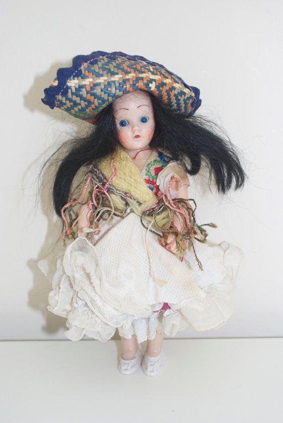 """Duchess Doll 1948 Mexico 7"""""""