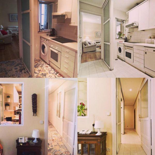 Es fácil, con solo cambiar el suelo por un suelo hidráulico tienes una cocina como nueva o mejor dicho con estilo #vintage. #lacasademiamiga #decoracion