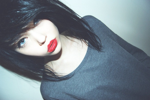 Love this style hopefully my hair will do this when its this length