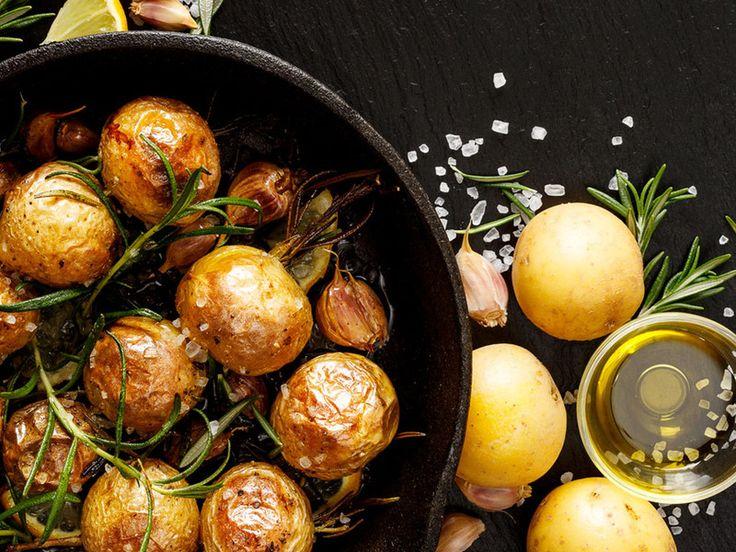Ein Kilo pro Tag: Mit der Kartoffel-Quark-Diät nimmst du schneller ab als je zuvor!
