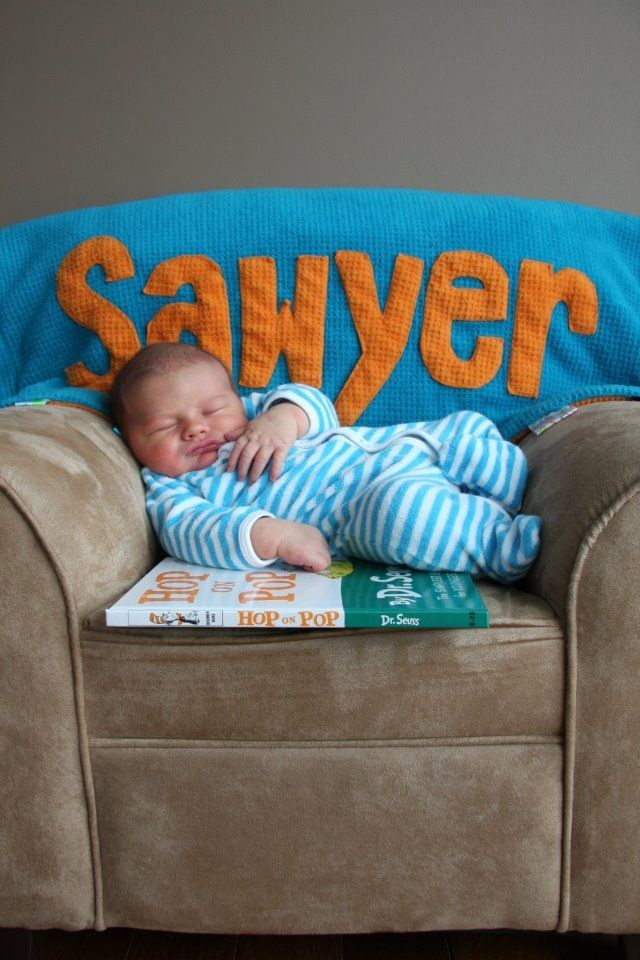 Nov 2013 @Jessica Williams of the Month – Sawyer taking a nap after reading Dr Suess' Hop on Pop! http://goo.gl/XLk6zz
