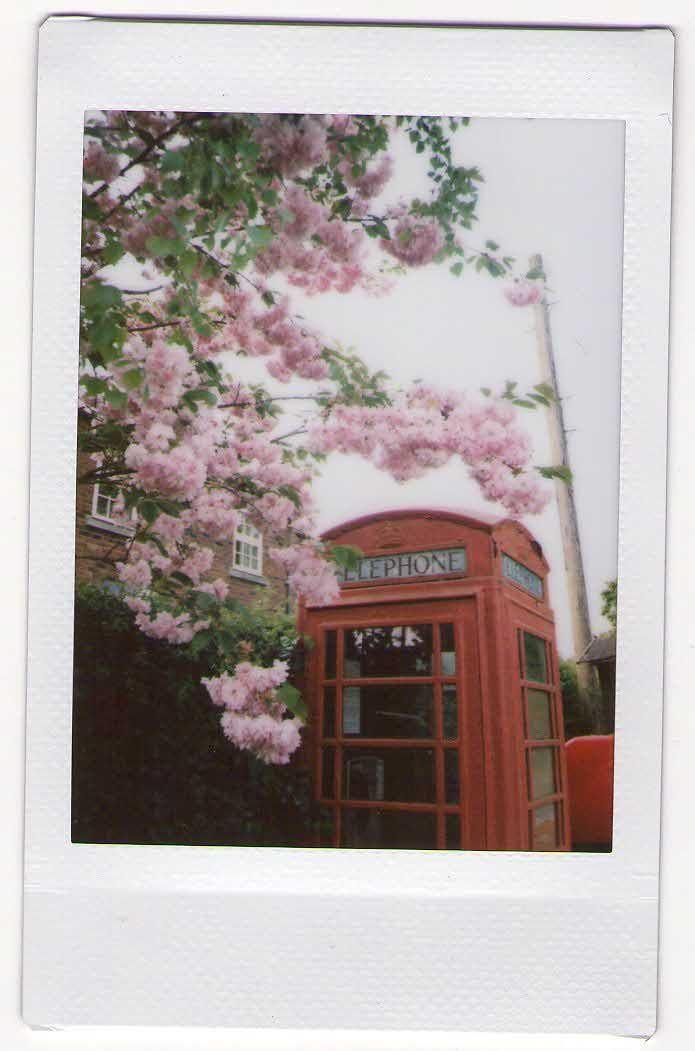 UK calling | photo shot on #instax Mini 10