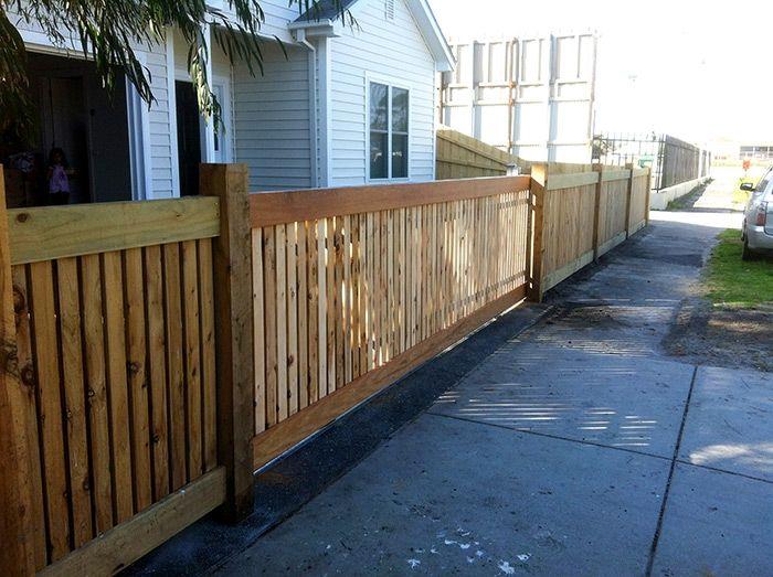 Vertical picket sliding driveway steel frame gate