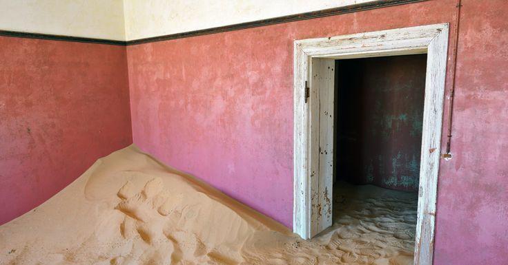 Namibia Kolmanskop #namibia