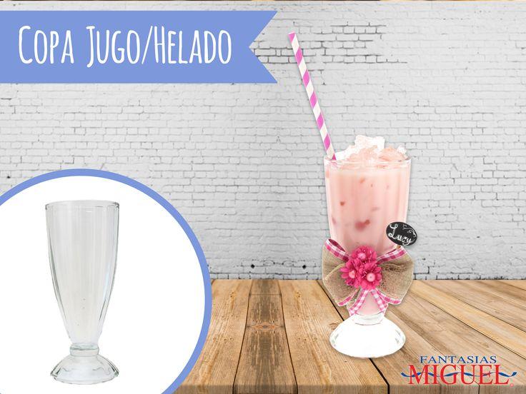Fantasias Miguel Publicado por Pamela Martínez Te gusta esta página · 9 de febrero · Editado ·    Perfecta para tus bebidas más refrescantes !! ¿o no?