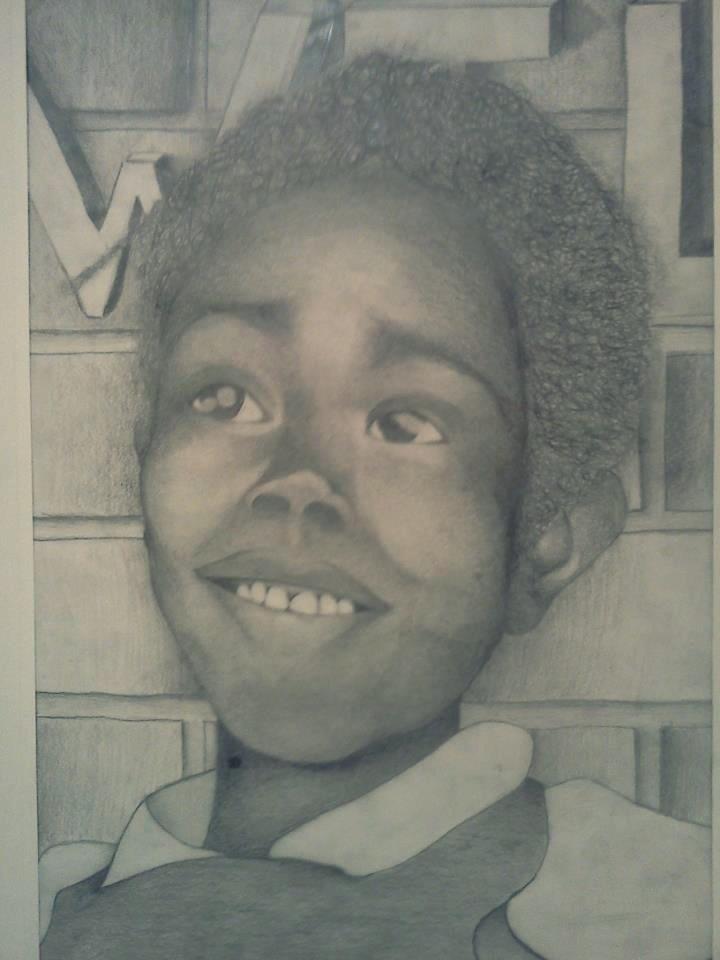 Drawing Ruby Bridges My Drawings Pinterest