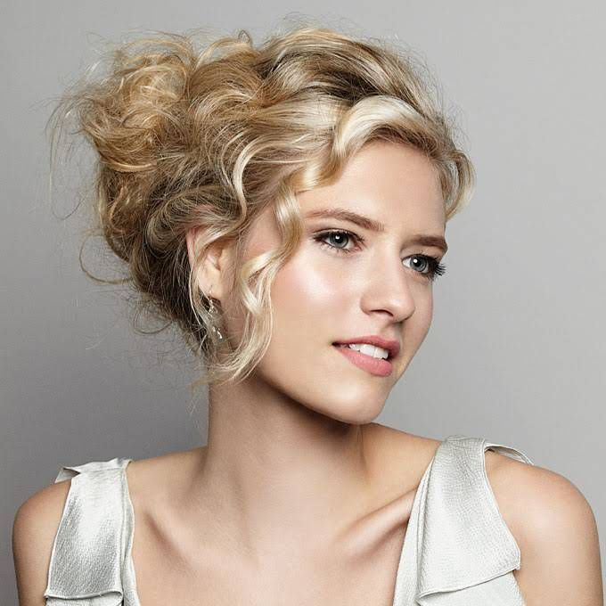 DIY Wedding Hairstyle How To: A Romantic Updo | Wedding Hairstyles | Brides.com | Wedding Dresses Style | Brides.com
