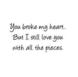 Heartbroken Quotes, Emo Quotes, Sad Love Quotes ❤️ liked on Polyvore