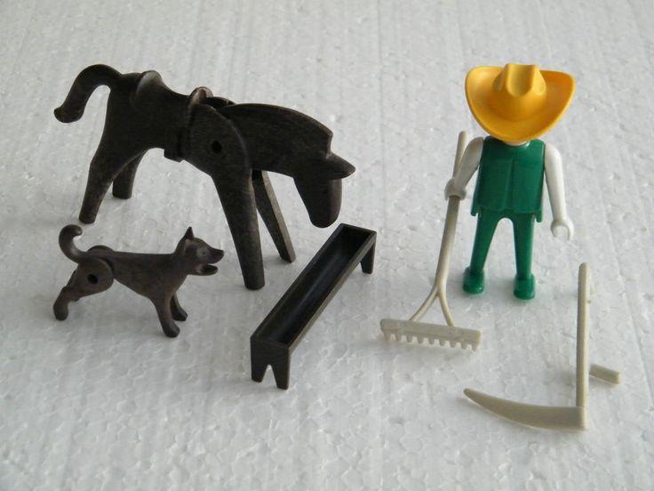 111 best images about playmobil on pinterest go kart - Pferde playmobil ...