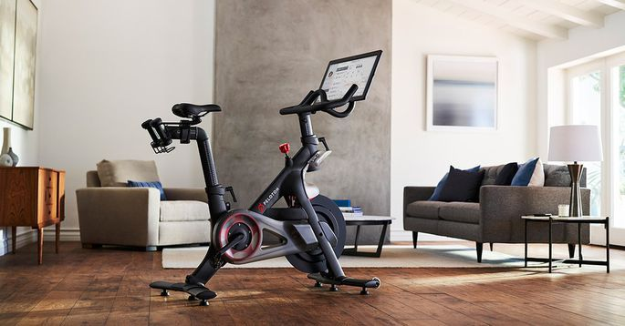 The 5 Pieces Of Home Gym Equipment Trainers Say Will Get You To Exercise This Year Peloton Bike Biking Workout Indoor Bike Workouts