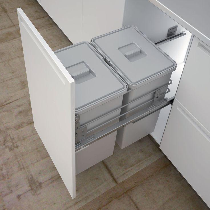 best 10 kitchen bins ideas on pinterest kitchen decor. Black Bedroom Furniture Sets. Home Design Ideas