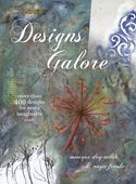 Designs galore - over 400 designs for every imaginable craft.
