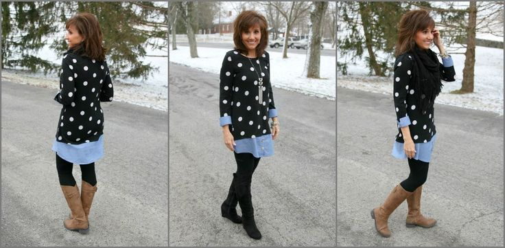 Tunic With Leggings-What I Wore