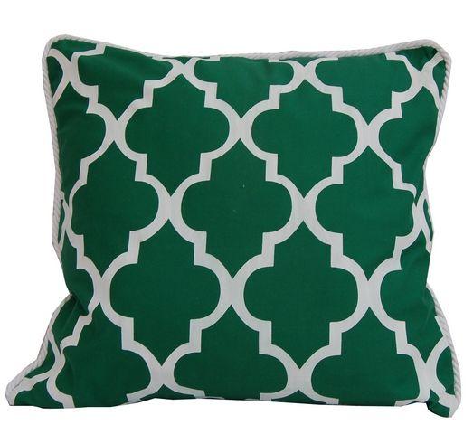 marokańska koniczyna -zielona