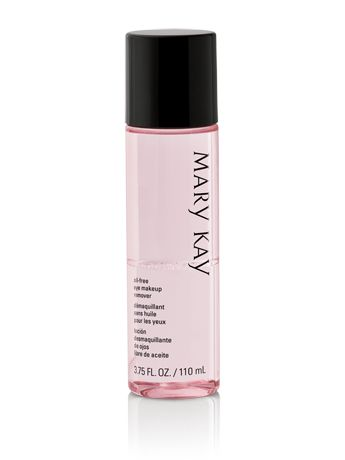 One of our all time favorite products - Mary Kay® Oil-Free Eye Makeup Remover. There's no better feeling than going to sleep with a clean, fresh face. | Mary Kay