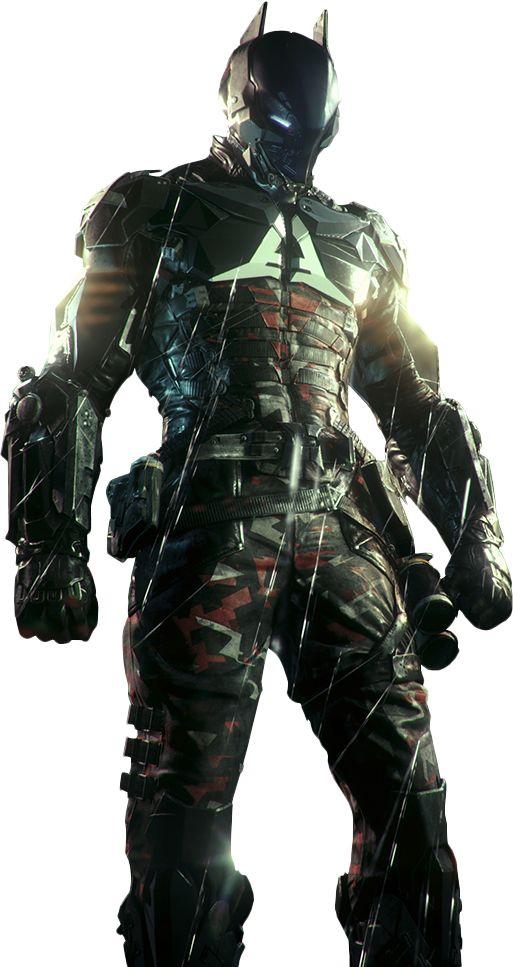 Batman Arkham Knight Render
